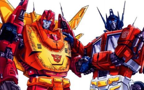 foto hot rod in transformers l'ultimo cavaliere