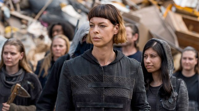 pollyanna mcintosh confermata per the walking dead 8