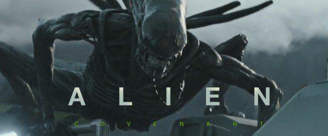 alien covenant banner incassi italia