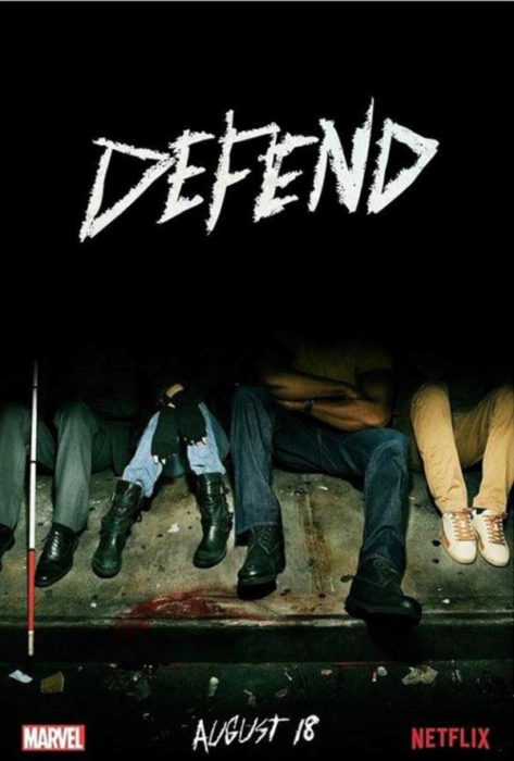 defenders nuovo poster ufficiale