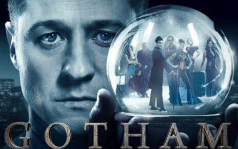 gotham serie tv quarta stagione