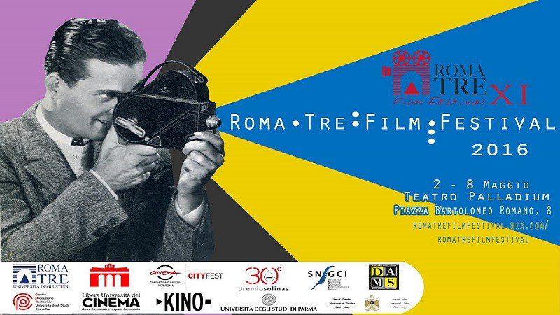 roma tre film festival banner