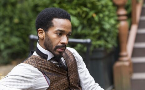 andre holland in castle rock