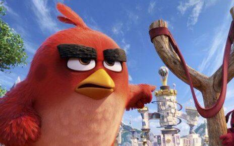 angry birds film sequel