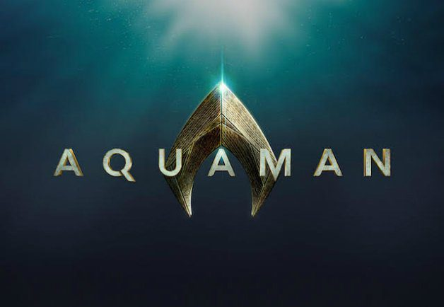 aquaman cinecomic banner e cast
