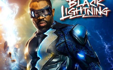 black lightning trailer