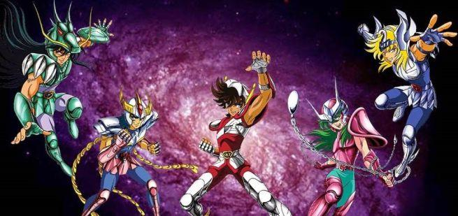 saint seiya al cinema