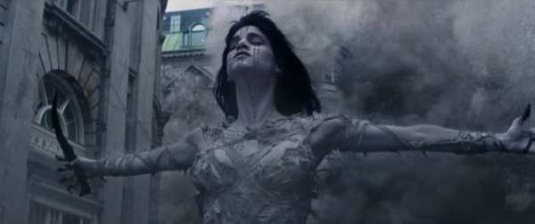 la mummia featurette stuntmen