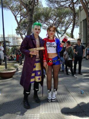 Napoli Comicon 17 foto