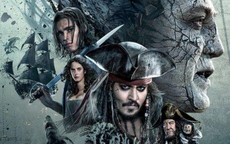 pirati dei caraibi 5 poster imax