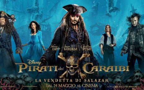 recensione pirati dei caraibi la vendetta di salzar