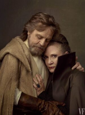 star wars ultimi jedi foto vanity fair