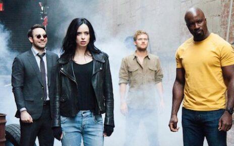 the defenders serie tv trailer