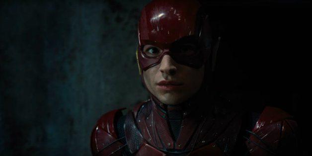 the flash film regia