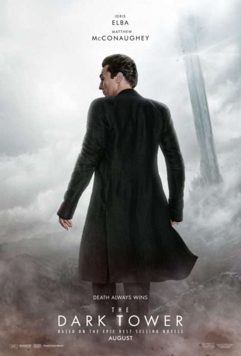 torre nera poster mcconaughey