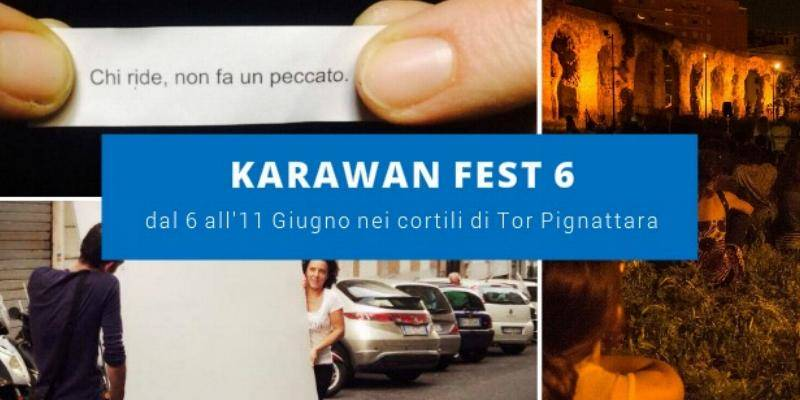 karawan fest roma 2017
