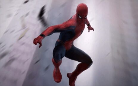spider-man homecoming concept art