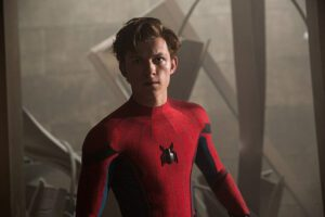 spider-man homecoming foto
