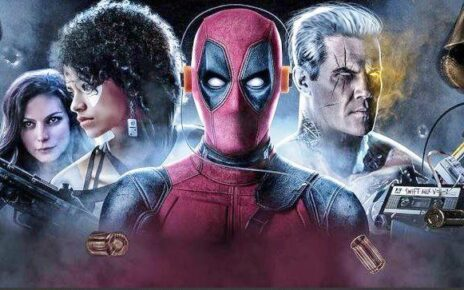deadpool 2 slide