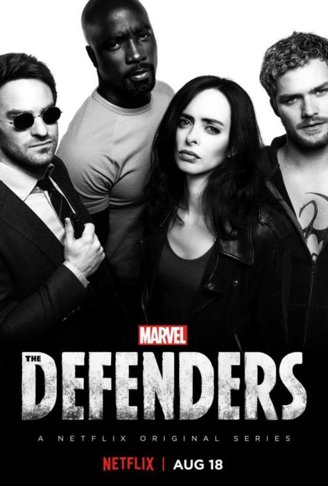 defenders poster
