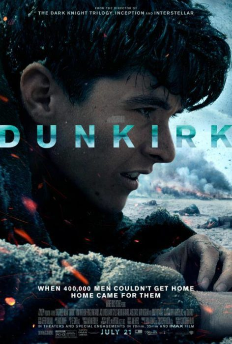 dunkirk nuovo poster