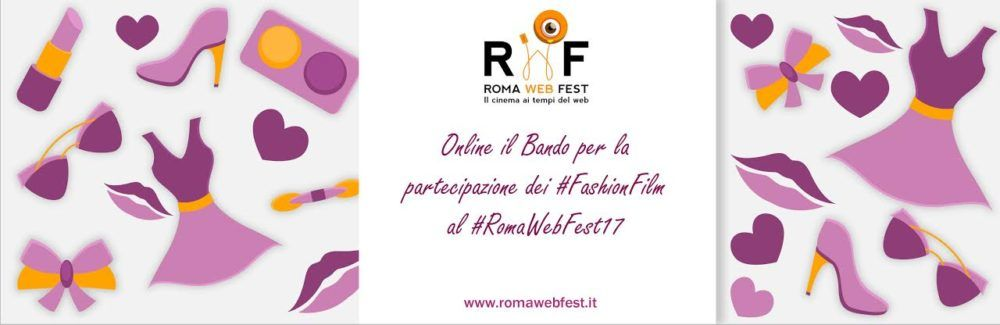 fashion film roma web fest