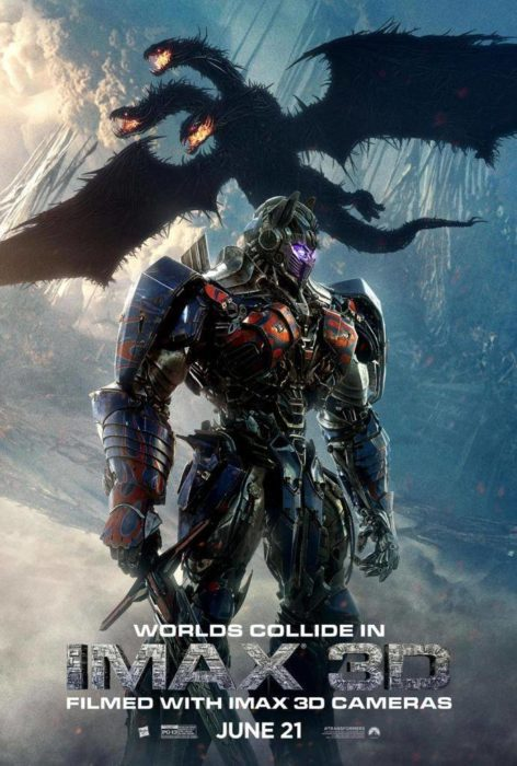 transformers 5 poster imax