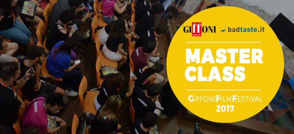 [Giffoni Masterclass 2017] Incontri d'eccezione coi grandi protagonisti dell'entertainment