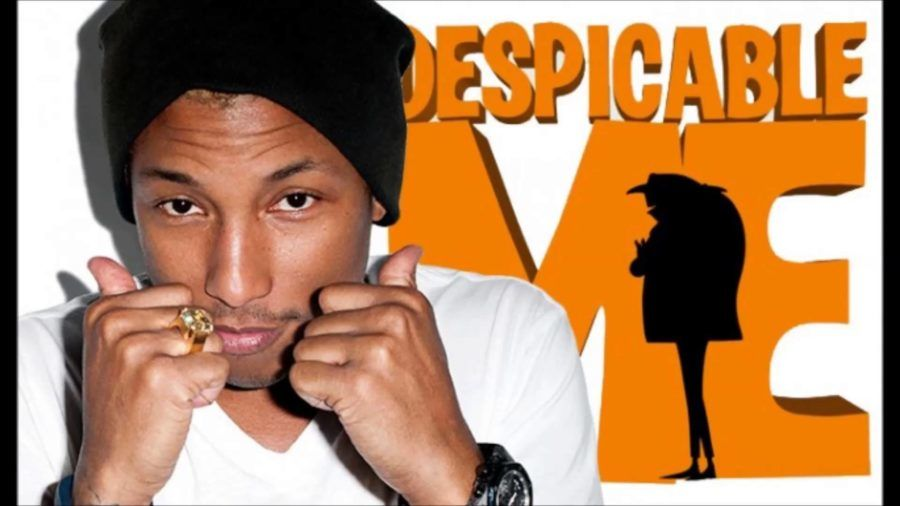 pharrell williams cattivissimo me 3