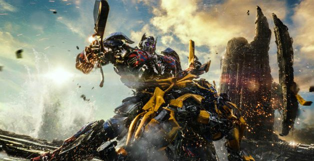 transformers optimus prime bumblebee recensione