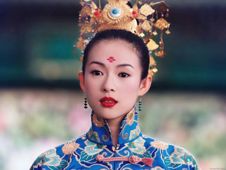 zhang ziyi foto