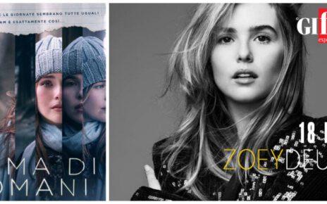 [Giffoni Film Festival] Anteprima di Prima di domani il 18 luglio con la protagonista Zoey Deutch