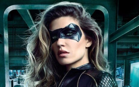black canary arrow 6