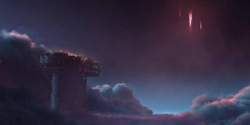 [Sci-Fi World] Misteriosi fenomeni dal cielo nel corto intitolato The Endless