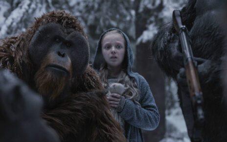 the war pianeta scimmie video