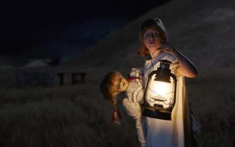 annabelle 2 creation foto