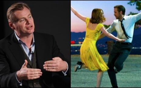Christopher Nolan dichiara di aver visto La La Land al cinema tre volte