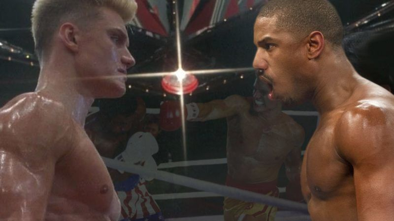 ivan drago creed