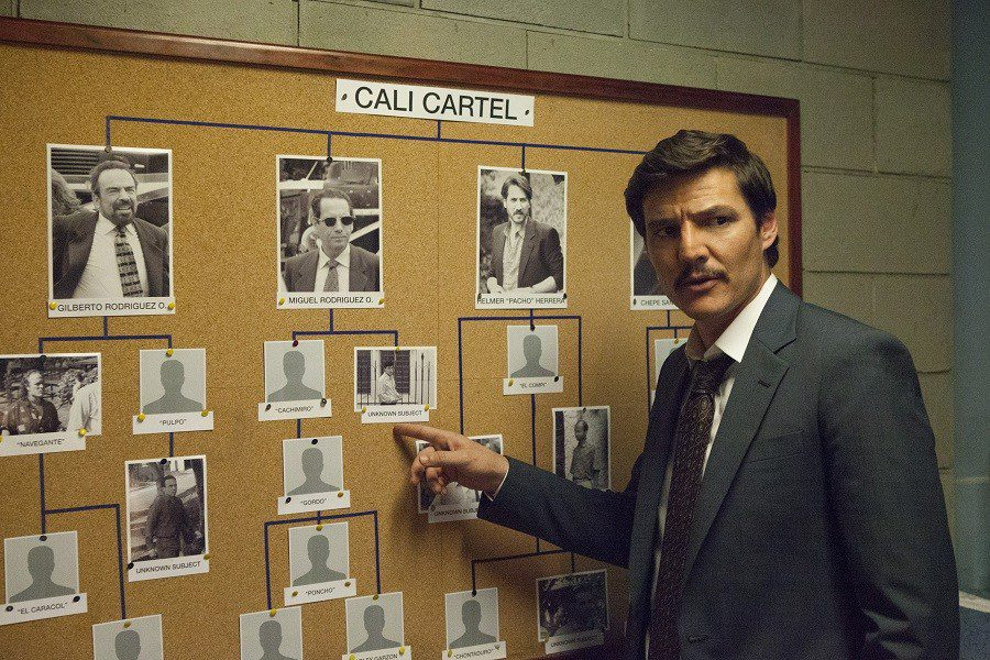 narcos foto terza stagione