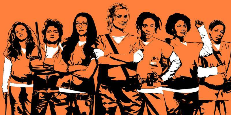 orange is the new black recensione