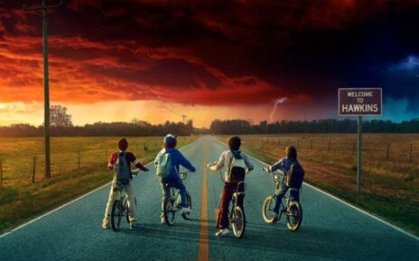 stranger things 2 trailer