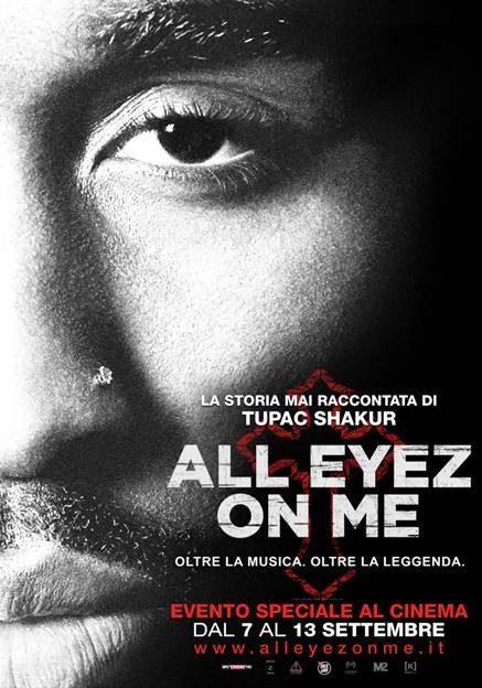 all eyez on me poster italiano