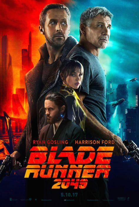 Blade runner 2049 poster ita