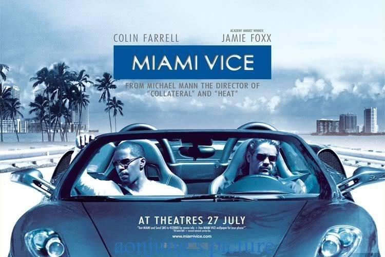 miami vice banner film