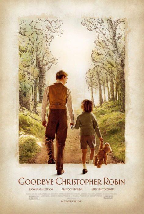 addio christopher robin poster