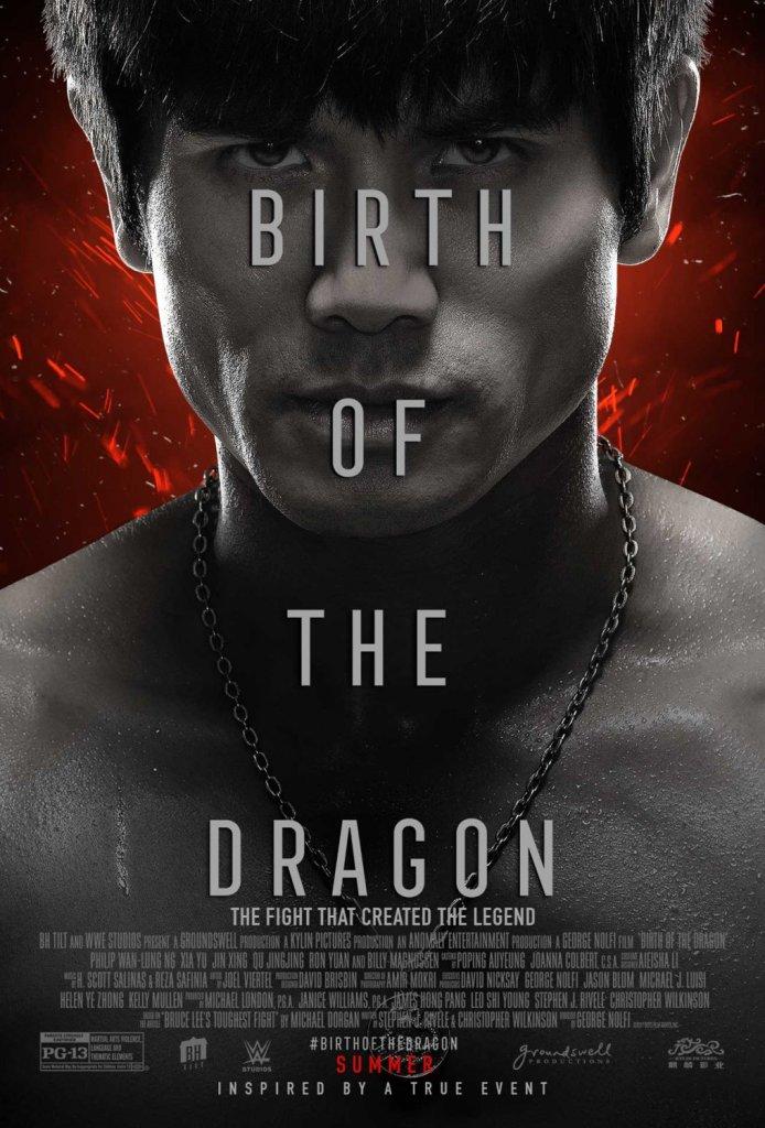 Il nuovo poster di Birth of the Dragon, il biopic su Bruce Lee diretto da George Nolfi