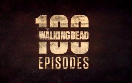 the walking dead 100