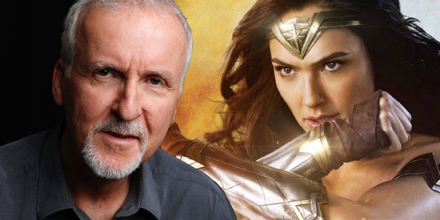 james cameron vs wonder woman