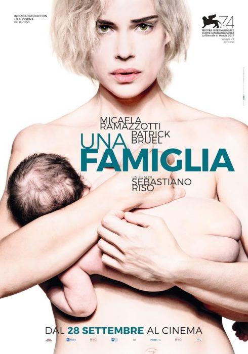 [Venezia 74] Trailer e poster di Una Famiglia, il film con Micaela Ramazzotti in concorso