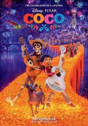 coco poster nuovo
